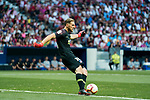 Goalkeeper Jan Oblak of Atletico de Madrid in action during the La Liga 2018-19 match between Atletico de Madrid and Rayo Vallecano at Wanda Metropolitano on August 25 2018 in Madrid, Spain. Photo by Diego Souto / Power Sport Images