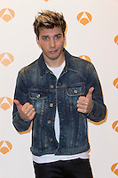 "Blas Canto during the presentation of the new season of ""Tu cara me suena 5""  in Madrid. October 05, 2016. (ALTERPHOTOS/Rodrigo Jimenez) /NORTEPHOTO.COM"