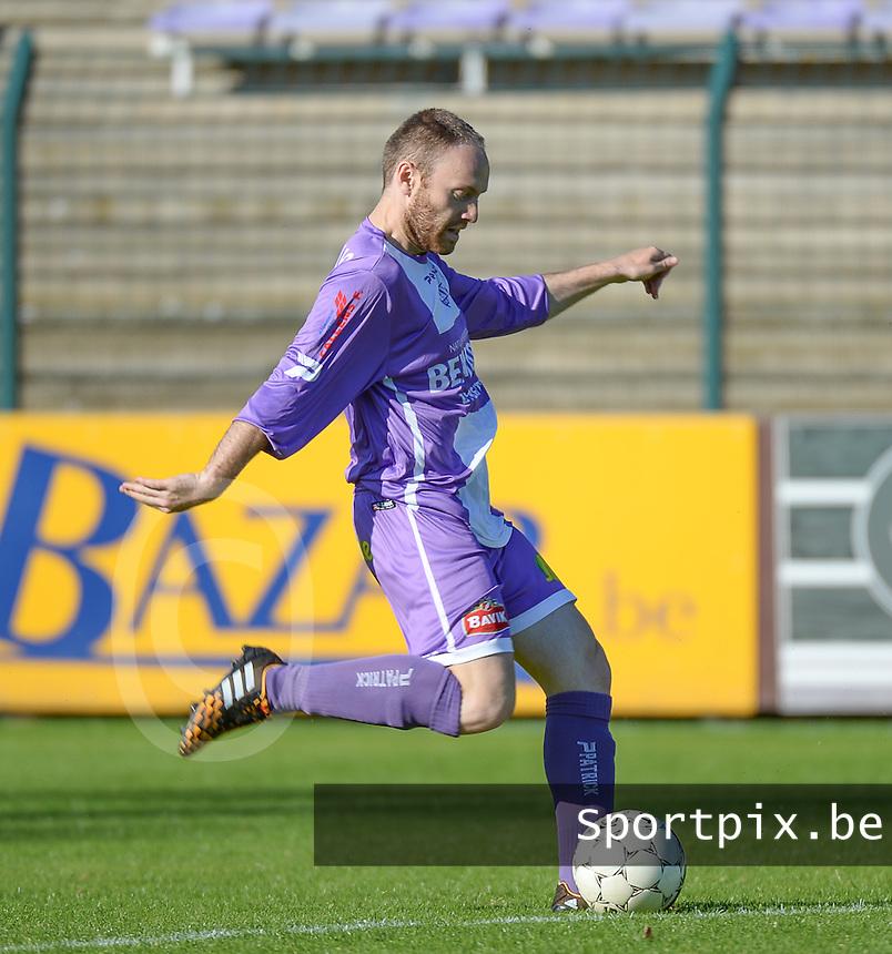 SW Harelbeke : Joachim Vercouter<br /> foto VDB / BART VANDENBROUCKE