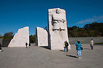 Martin Luther King Jr Memorial, Washington, DC, dc124537