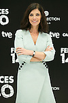 "Maribel Verdu attend the Presentation of ""Happy 140"" (Felices 140) Movie at Eurobuilding Hotel, Madrid,  Spain. April 07, 2015.(ALTERPHOTOS/)Carlos Dafonte)"