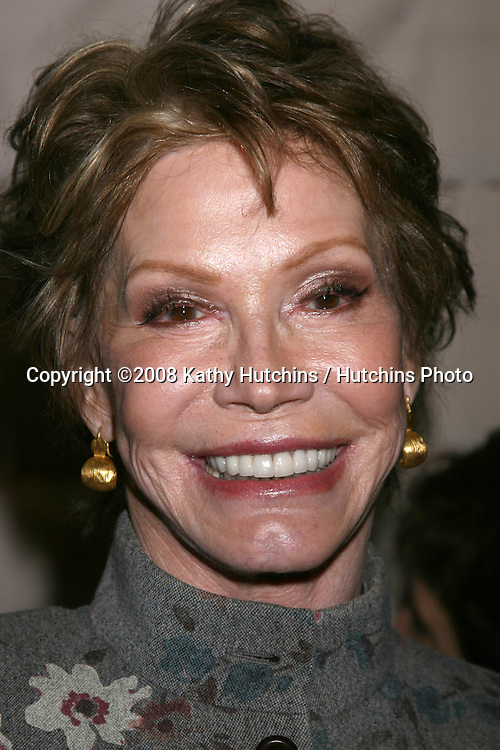 Mary Tyler Moore.Pacific Pioneers Broadcastsing Luncheon.Sportsman's Lodge.Studio City, CA.March 21, 2008.©2008 Kathy Hutchins / Hutchins Photo