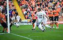 Aberdeen's Niall McGinn scores Aberdeen's equaliser   ...