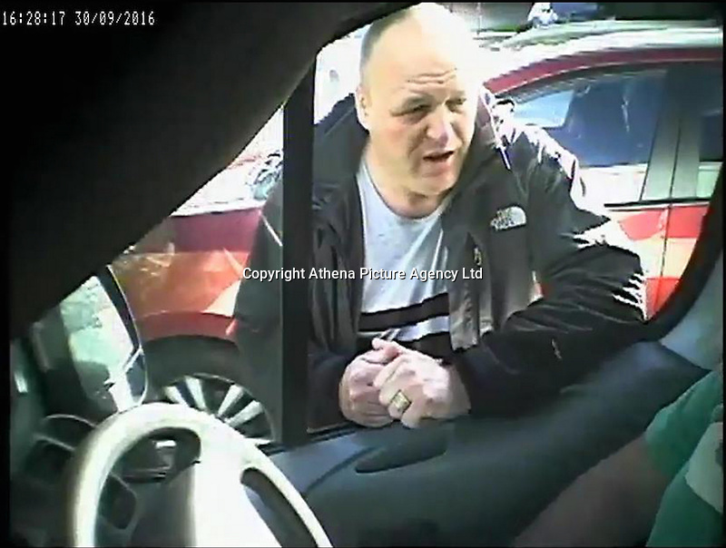 "Pictured: Surveillance video grab showing Dean Cronin selling a car to an undercover police office <br /> Re: Two men who unknowingly sold over £100,000 worth of stolen cars to the police during a six month sting operation called Operation Red Anvil have been jailed.<br /> Dean Cronin, 41, and Daniel Gordon, 28, both from Cardiff, were operating at the top of a criminal network and were behind a campaign which saw luxury cars being stolen from driveways across south Wales.<br /> Houses were being burgled for the car keys inside, and vehicles were literally being driven off while their owners were sleeping upstairs.<br /> But little did they know, the buyers on seven occasions were police officers, who were building a file of damning evidence against the pair.<br /> Over the course of six months, between June and November, 2016, Cronin and Gordon sold vehicles worth £110,000 to officers for just under £5,400, which included a 14 plate Mercedes GLA, worth £31,000, for just £1,200.<br /> Cars being stolen were unknowingly sold to police officers working as part of a dedicated taskforce. The vehicles had been stolen from places such as Penarth, Cathays, Llanishen and Caerphilly. Officers were even offered two vehicles – a Nissan Juke and an Audi A3 - before the crime had been reported to the police, having been stolen from the same driveway in Penarth.<br /> The police operation came to a head when Dean Cronin and Daniel Gordon were arrested on Tuesday, 3rd January, 2017, during a pre-planned operation.<br /> They pleaded guilty to charges of conspiring to handle stolen goods at Cardiff Magistrates Court on 4th January, 2017. Dean Cronin was sentenced to 3 ½ years and Daniel Gordon sentenced to 20 months at Cardiff Crown Court on 24th February, 2017.<br /> Detective Inspector Dean Taylor, said: ""Dean Cronin and Daniel Gordon headed up an organised crime group which was behind a relentless campaign of crimes across the region. They created the market for stolen vehicles and in doing so they inflicted misery and th"