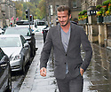 David Beckham Edinburgh