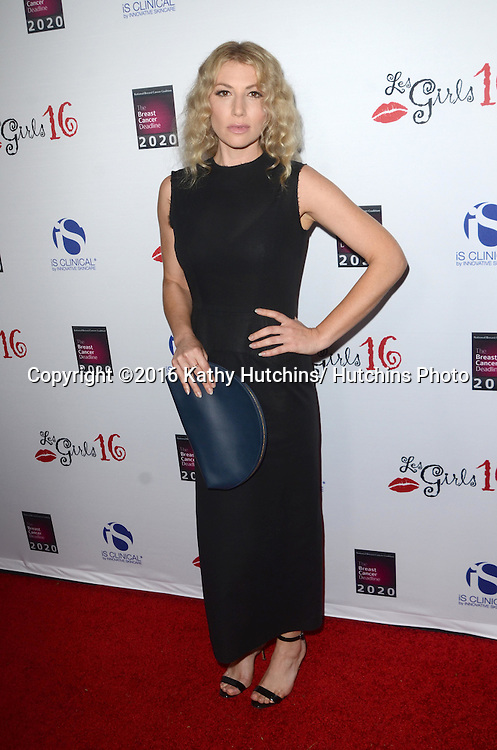 LOS ANGELES - OCT 16:  Ari Graynor at the 16th Annual Les Girls Cabaret at the Avalon Hollywood on October 16, 2016 in Los Angeles, CA