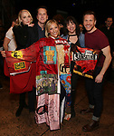 "during the Broadway Opening Night Legacy Robe Ceremony honoring Erica Mansfield for  ""Kiss Me, Kate""  at Studio 54 on March 14, 2019 in New York City."