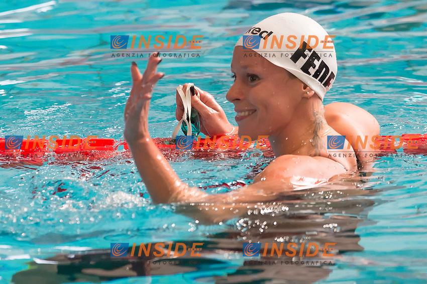 Milano 10-03-2017 Piscina D. Samuele <br /> Nuoto 7mo Trofeo citta' di Milano <br /> foto Andrea Staccioli / Insidefoto<br /> Federica Pellegrini <br /> Milano 10-03-2017 Piscina D. Samuele <br /> Nuoto 7mo Trofeo citta' di Milano <br /> foto Andrea Staccioli / Insidefoto