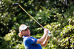 Miguel Angel Jiménez of Spain tees off during the 58th UBS Hong Kong Golf Open as part of the European Tour on 09 December 2016, at the Hong Kong Golf Club, Fanling, Hong Kong, China. Photo by Vivek Prakash / Power Sport Images
