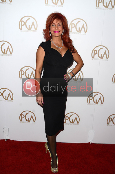 Suzanne Delaurentis<br /> at the 2017 Producers Guild Awards, Beverly Hilton Hotel, Beverly Hills, CA 01-28-17<br /> David Edwards/DailyCeleb.com 818-249-4998