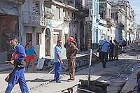 Improvements to utilities, Centro Habana