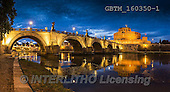 Tom Mackie, LANDSCAPES, LANDSCHAFTEN, PAISAJES, photos,+Castel Sant' Angelo, EU, Europa, Europe, European, Italia, Italian, Italy, Lazio, Ponte Sant'Angelo, Roma, Roman, Rome, Tom M+ackie, ancient, angel, architecture, blue, bridge, building, castle, city, historic, holiday destination, horizontal, horizon+tals, landmark, mirror image, monument, night, old, panorama, panoramic, reflect, reflecting, reflection, reflections, river,+riverside, sky, tiber, tourism, tourist attraction, vacation, water's edge,Castel Sant' Angelo, EU, Europa, Europe, European+,GBTM160350-1,#L#