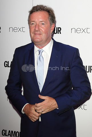 Piers Morgan at The Glamour Awards 2016 at Berkeley Square Gardens London on June 7th 2016<br /> CAP/ROS<br /> &copy;Steve Ross/Capital Pictures /MediaPunch ***NORTH AND SOUTH AMERICAS ONLY***