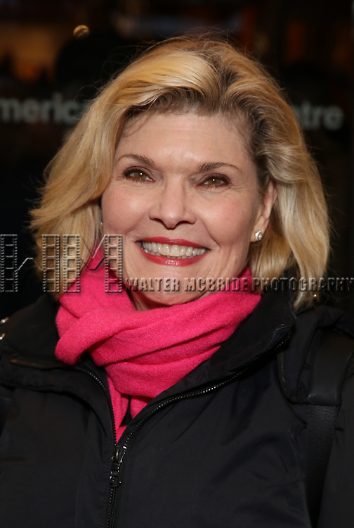 """Debra Monk Attends the Broadway Opening Night of """"All My Sons"""" at The American Airlines Theatre on April 22, 2019  in New York City."""