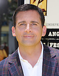Steve Carell at theUniversal Pictures' World Premiere of Despicable Me held at the Los Angeles Film Festival at Nokia Live in Los Angeles, California on June 27,2010                                                                               © 2010 Debbie VanStory / Hollywood Press Agency