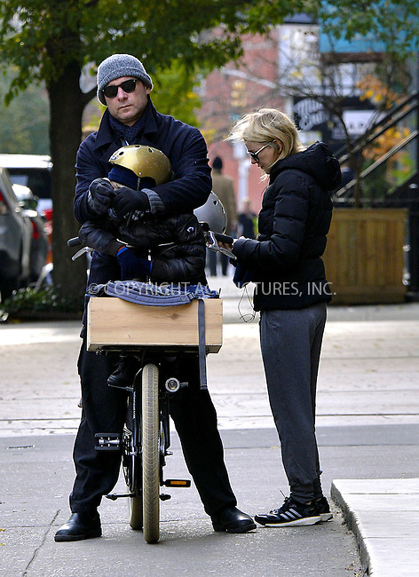 WWW.ACEPIXS.COM<br /> <br /> November 15 2013, New York City<br /> <br /> Actors Liev Screiber and Naomi Watts take their children Sam and Sasha to school on November 15 2013 in New York City. Watts seems to have decided to jog aloingside.<br /> <br /> By Line: Curtis Means/ACE Pictures<br /> <br /> <br /> ACE Pictures, Inc.<br /> tel: 646 769 0430<br /> Email: info@acepixs.com<br /> www.acepixs.com