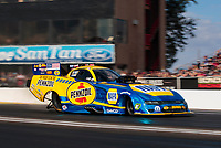 Feb 23, 2020; Chandler, Arizona, USA; NHRA funny car driver Ron Capps during the Arizona Nationals at Wild Horse Pass Motorsports Park. Mandatory Credit: Mark J. Rebilas-USA TODAY Sports