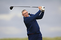 Gary Cullen (Links Portmarnock) on the 9th tee during Round 2 of The East of Ireland Amateur Open Championship in Co. Louth Golf Club, Baltray on Sunday 2nd June 2019.<br /> <br /> Picture:  Thos Caffrey / www.golffile.ie<br /> <br /> All photos usage must carry mandatory copyright credit (© Golffile   Thos Caffrey)