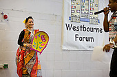 Indian traditional dance, Westbourne Forum International Day, Stowe Centre, Harrow Road, North Paddington.