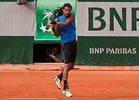 DUSTIN BROWN (GER)<br /> <br /> TENNIS - FRENCH OPEN - ROLAND GARROS - ATP - WTA - ITF - GRAND SLAM - CHAMPIONSHIPS - PARIS - FRANCE - 2017  <br /> <br /> <br /> <br /> &copy; TENNIS PHOTO NETWORK