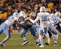 North Carolina Tar Heels at Pitt Panthers 10-29-15