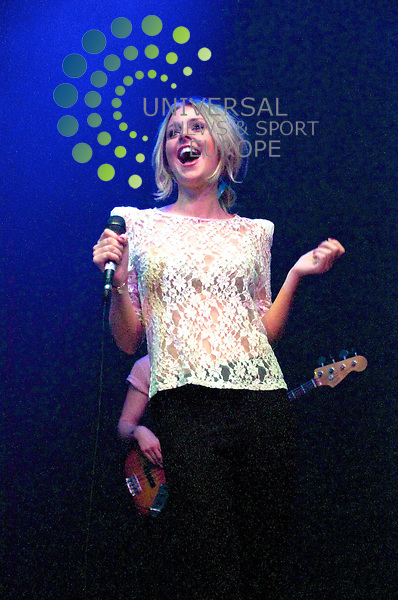 Diana Vickers, X-factor contestant plays the queens hall Edinburgh..All pictures must be credited to www.universalnewsandsport.com (Office) 0844 884 51 22