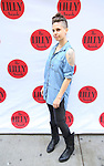 Jen Silverman attends the 9th Annual LILLY Awards at the Minetta Lane Theatre on May 21,2018 in New York City.