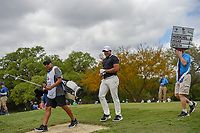 Jhonattan Vegas (VEN) heads down 2 during day 1 of the Valero Texas Open, at the TPC San Antonio Oaks Course, San Antonio, Texas, USA. 4/4/2019.<br /> Picture: Golffile | Ken Murray<br /> <br /> <br /> All photo usage must carry mandatory copyright credit (© Golffile | Ken Murray)