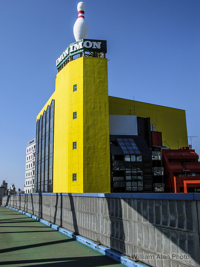 Imon Bowl in Ota, Japan 2014.