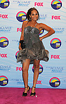 UNIVERSAL CITY, CA - JULY 22: Beth Payne poses in the press room at the 2012 Teen Choice Awards at Gibson Amphitheatre on July 22, 2012 in Universal City, California.