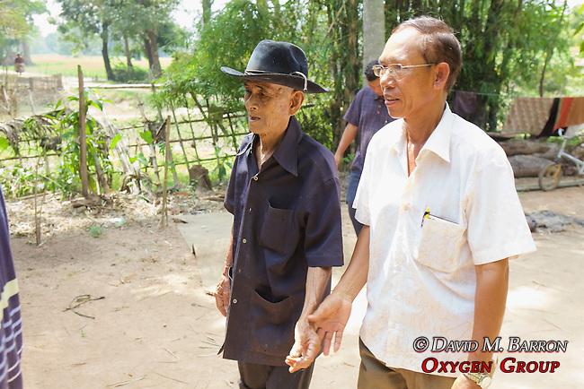 Chun & Old Villager