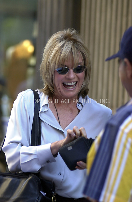 WWW.ACEPIXS.COM . . .  ....NEW YORK, JULY 2, 2002 ....STOCK PHOTO: LINDA GRAY....Please byline: ACE007 - ACE PICTURES... *** ***  ..Ace Pictures, Inc:  ..Philip Vaughan (646) 769-0430..e-mail: info@acepixs.com..web: http://www.acepixs.com
