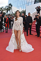 Izabel Goulart <br /> CANNES, FRANCE - MAY 13: Arrivals at the screening of 'Sink Or Swim (Le Grand Bain)' during the 71st annual Cannes Film Festival at Palais des Festivals on May 13, 2018 in Cannes, France. <br /> CAP/PL<br /> &copy;Phil Loftus/Capital Pictures