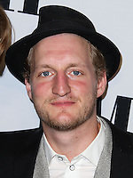 BEVERLY HILLS, CA, USA - MAY 13: Jeremiah Caleb Fraites, The Lumineers at the 62nd Annual BMI Pop Awards held at the Regent Beverly Wilshire Hotel on May 13, 2014 in Beverly Hills, California, United States. (Photo by Xavier Collin/Celebrity Monitor)