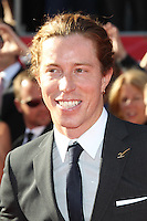 Shaun White at the 2012 ESPY Awards at Nokia Theatre L.A. Live on July 11, 2012 in Los Angeles, California. &copy;&nbsp;mpi20/MediaPunch Inc. *NORTEPHOTO*<br />