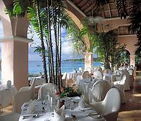 BRB, Barbados, Royal Pavilion Hotel - Restaurant | BRB, Barbados, Royal Pavilion Hotel - Restaurant