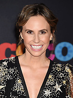 LOS ANGELES, CA - NOVEMBER 08: TV personality Keltie Knight arrives at the premiere of Disney Pixar's 'Coco' at El Capitan Theatre on November 8, 2017 in Los Angeles, California.<br /> CAP/ROT/TM<br /> &copy;TM/ROT/Capital Pictures