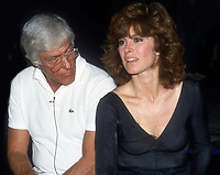 #DickVanDyke #StephaniePowers 1984<br /> Photo By Adam Scull/PHOTOlink.net