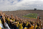 02 Sep 2006: DESCRIPTION during the Michigan football game vs Vanderbilt at Michigan Stadium in Ann Arbor, MI. (Photo by Tony Ding) **PICTURES PART OF A SERIES**