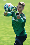 Getafe's Marcos Lavin during training session. May 19,2020.(ALTERPHOTOS/Acero)