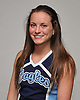 Claire Johannsen of Rocky Point poses for a portrait during the Newsday All-Long Island varsity cheerleading photo shoot at company headquarters on Wednesday, Mar. 30, 2016.