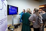 BRUSSELS - BELGIUM - 16 November 2012 -- European Training Foundation (ETF) conference on - Towards excellence in entrepreneurship and enterprise skills. -- The Marketplace - exhibition by conference participants - Hatsheosut. -- PHOTO: Juha ROININEN /  EUP-IMAGES.