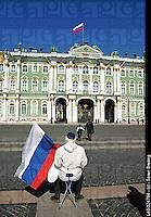 Hermitage Museum, (Hermitage State Museum), St. Petersburg, or Saint-Petersburg, former Leningrad, Russia
