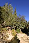 Israel, Menashe Heights, Ein Ami in Ramat Menashe Park