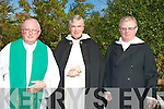 "CELEBRANTS: Fr Pat Sugruc (CC), Fr Joe     and Fr Joe Dineen (OP) who celebrated the day by Mass on ""Poll an Aifrinn"" Miltown, on Sunday........ .........."