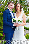 Lyons/Lawlor wedding in the Ballygarry House Hotel on Friday May 24th.