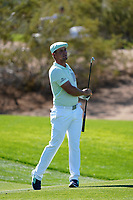 Bryson DeChambeau (USA) In action during the third round of the Waste Management Phoenix Open, TPC Scottsdale, Phoenix, USA. 31/01/2020<br /> Picture: Golffile | Phil INGLIS<br /> <br /> <br /> All photo usage must carry mandatory copyright credit (© Golffile | Phil Inglis)