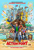 ACTION POINT (2018)<br /> POSTER<br /> *Filmstill - Editorial Use Only*<br /> CAP/FB<br /> Image supplied by Capital Pictures
