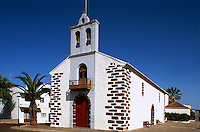 Iglesia Nostra Senora de Rosario in Barlovento, La Palma, Kanarische Inseln, Spanien