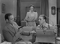 This Can't Happen Here (1950)<br /> (Sant hander inte har)<br /> Ulf Palme, Signe Hasso, Alf Kjellin<br /> *Filmstill - Editorial Use Only*<br /> CAP/MFS<br /> Image supplied by Capital Pictures
